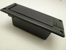 9v Battery Case/Box/Holder For Active Guitar/Bass Pickup BLACK B8