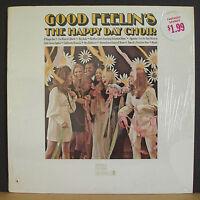 The Happy Day Youth Choir 1969 Dunhill LP Good Feelin's  cLEAn Christian Pop