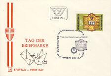 Ersttagsbrief Österreich MiNr. 1726, Tag der Briefmarke