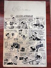 Pagina Original Portada de Jaimito,por Cerdan