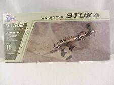 21st Century Toys - JU-87B/R Stuka  Model Kit  NIB 1:32 Scale (517H)  22105