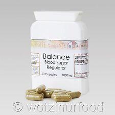 Blood Sugar Balance Moringa Gymnema Astragalus Fenugreek Karella Organic 1000mg