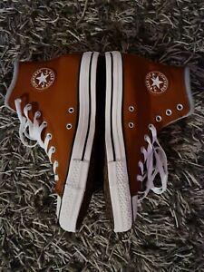 NEU CONVERSE ALL STAR CHUCKS Sportschuhe Freizeitschuhe Sneaker Gr.43 US9.5 Lede