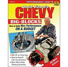 Chevy Big-Blocks: How to Build Max Performance on a Budget SA311