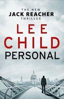 Personal (Jack Reacher 19),Lee Child- 9780593073834