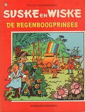 SUSKE EN WISKE 184 - DE REGENBOOGPRINSES