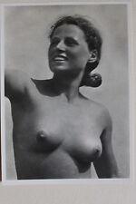 KURT REICHERT IN LICHT & SONNE AKT FOTO FEMALE NUDE PHOTO Foto schön & rein 30er