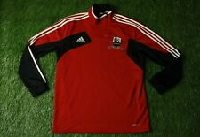 SWANSEA CITY 2012-2013 FOOTBALL ZIP SWEATSHIRT SWEAT TRAINING ADIDAS ORIGINAL