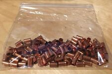 Large 6.5mm /.25 in OD Copper Through Hole Rivets Eyelet Hollow Grommets 100ea