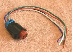 A/C Compressor Cut-Out Switch Connector 1996 On Ford Truck E Van F Super Duty +