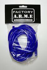 FACTORY ARME BLUE SILICONE CARB HOSE VENT KIT 5 PIECE YAMAHA YZ125 YZ250
