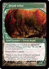 DRYAD ARBOR Future Sight MTG Green Land Creature — Forest Dryad Unc