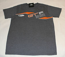 Ford Performance Vehicles FPV GT Gt-f Mens Grey Marle Printed T Shirt Size S