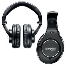 Shure SRH840 Closed-Back Pro Monitor Headphones SRH-840