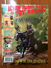 ACTION FIGURE NEWS & TOY REVIEW Magazine, (LORD OF THE RINGS) Issue, #21, 1994