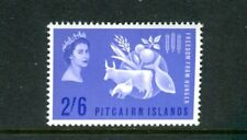 1963 Pitcairn Island Freedom From Hunger Muh