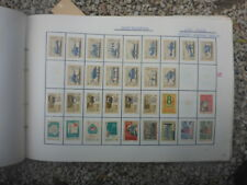 VINTAGE RUSSIAN MATCHBOX LABEL COLLECTION SOVIET HELICOPTERS PG. 25