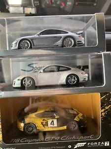 Lotto Porsche 1:43 Spark Minichamps NO 1/18 1/24 Otto Autoart Kyosho Gt Spirit