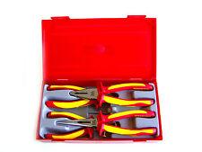Teng Tools Juego de 4 Térmico Alicates Para Trabajo Bajo Voltaje hasta 1000V