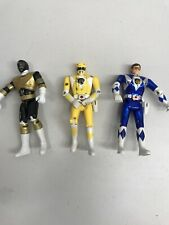 VINTAGE LOOSE POWER RANGERS 3 Lot