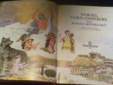 Heroes, Gods and Emperors from Roman Mythology (World m. by Usher, K. Hardback