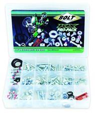 Bolt Pro Pack Kawasaki KX / KXF 125 250 450 Probolt Probolt Track Kit Set