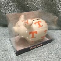 UNIVERSITY OF TENNESSEE VOLUNTEERS PIGGY BANK - NEW IN BOX