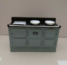 1/12th Scale Vintage Style Aga / Range Cooker.