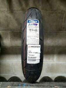 MITAS SPORTFORCE+ 120/70 17 58W TL *CLEARANCE OLD STOCK* (2015/2016) FRONT TYRE
