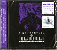 OST-THE FAR EDGE...FINAL FANTASY XIV-JAPAN BLU-RAY AUDIO BONUS TRACK Ltd/Ed M13