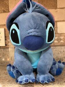 "Disney Stitch Plush Doll Medium 12"" H Lilo & Stitch Toy Stuffed Animal Plush"