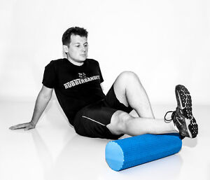Functional Fitness EVA Foam Roller - 6 Sizes Available in Half and Full Round