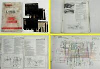 Yamaha FJ1100 FJ1200 1984-1991 Service Information + Wartungsanleitung 36Y