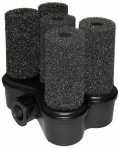 LM-Beckett Spaces Places Bio Filter for Ponds Black- 1 count