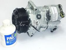 2012-2015 Chevy Cruze 1.8L A/C Compressor Reman.13424410, 13413335,15-22291