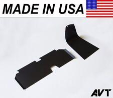 AVT Air Intake Upper/Lower Scoop Set e46 BMW M3 01-06 <Black>