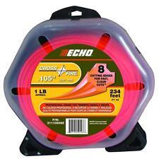 """ECHO 311105065 .105"""" Cross Fire Trimmer Line 1 LB Spool"""