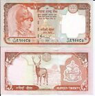 NEPAL BILLETE 20 RUPIAS 2002 PICK 47
