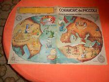 CORRIERE DEI  PICCOLI   NR 40   1962 CALCIO  SAMPDORIA  TORINO   INSERTO CAVALLO
