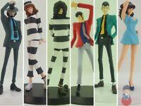 Lupin III BANPRESTO DX Stylish & Prison Figure - Fujiko, Jigen, Goemon | Vari