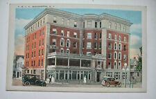 1920's Era Y.M.C.A. Building, Binghamton, N.Y. Postcard