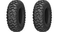 Kenda Mastodon HT Radial Tire Size 25x8-12 Set of 2 Tires ATV UTV