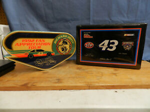 Racing Champions 1/64 Richard Petty Collectors Set #3 1 Of 5,043 #547 w/ Clock