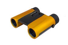 8x25 Binoculars Levenhuk Rainbow ORANGE - BAK4 Multicoated Waterproof Compact
