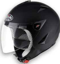 Casco helmet capacete helm Jet AIROH JT NERO OPACO taglia M