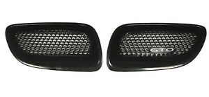 GTOG8TA Pontiac GTO SAP Sport Appearance Package Grilles Grills 04-06 Inserts