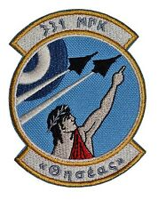 331. fighter squadron Theseus GREEK ARMY  PATCHES