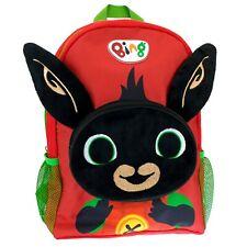 Bing Backpack | Kids Bing Rucksack | Children's Cbeebies School Bag