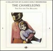 Chameleons Uk RARE Fan & The Bellows uk Lp