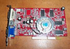 Tarjeta Video AGP HIS Radeon 9550 256MB DDR DVI-I TVO Hightech Excalibur (2)